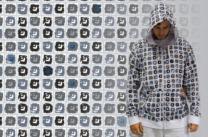 converse aop all over print hoody