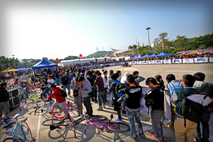 photo, fixgear, event, madman, china