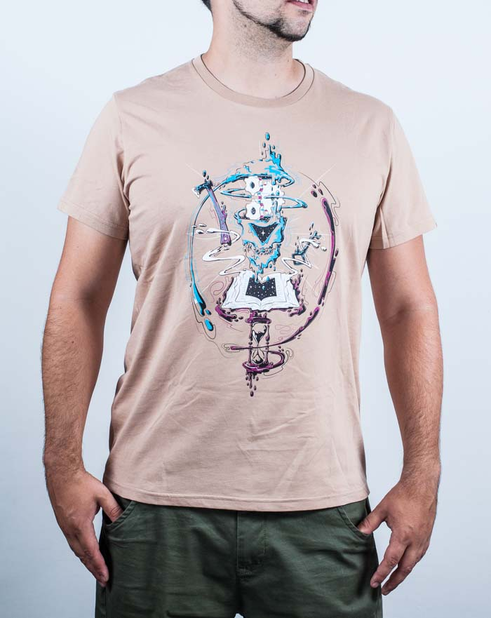 t-shirt, graphic tees, illustion, perception