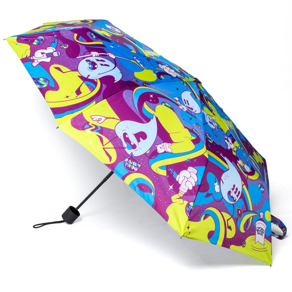 umbrella, art, design, character,